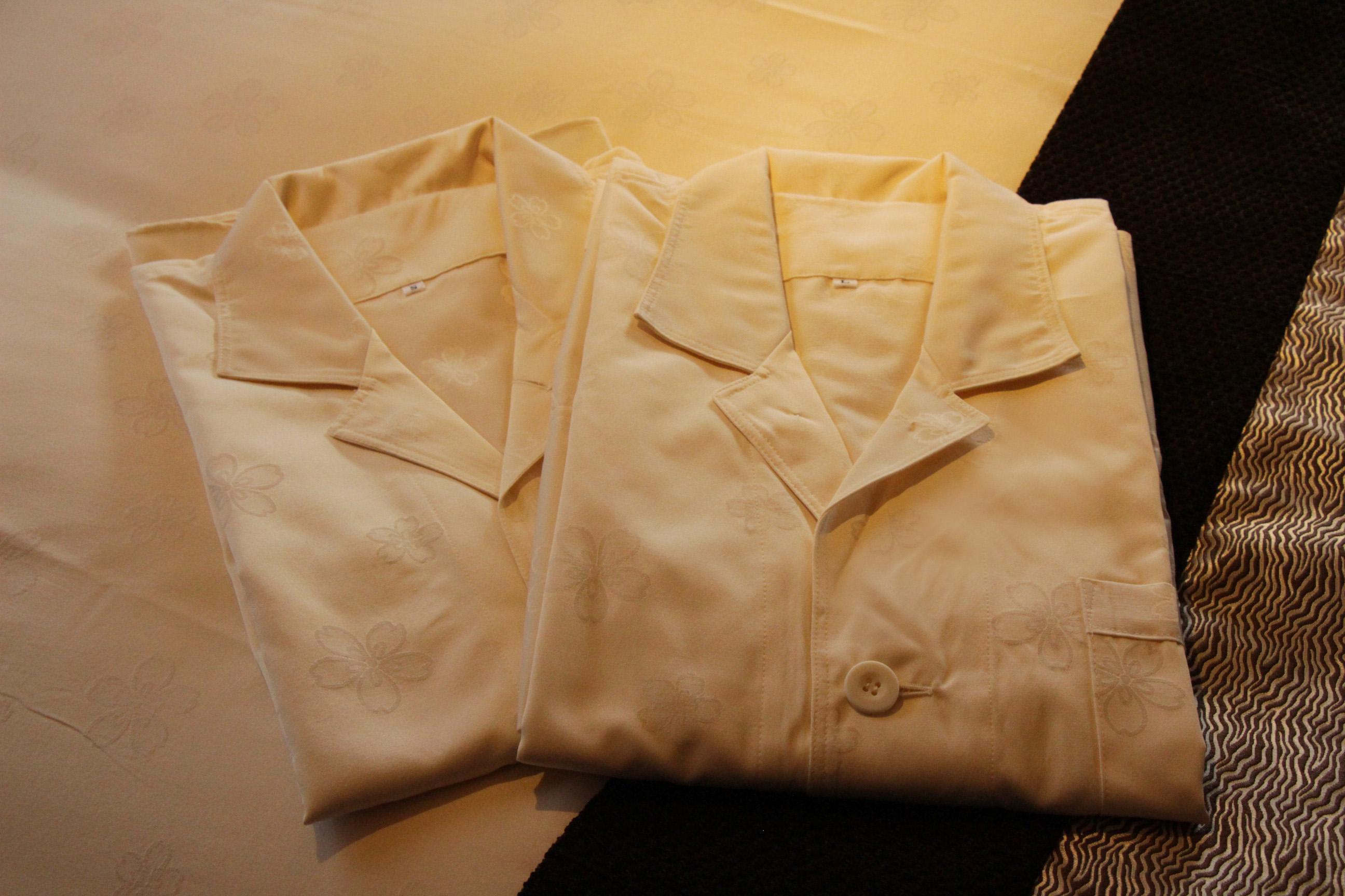 別墅然然オリジナルパジャマ